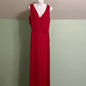 Zara Red Jumpsuit